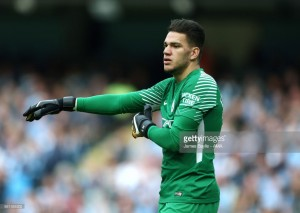 Ederson insists Huddersfield clash will be 'difficult' for Manchester City