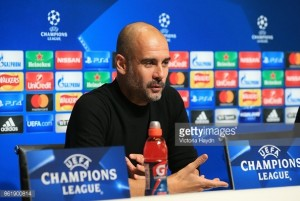 Pep Guardiola expects adaptation as City prepare for Napoli