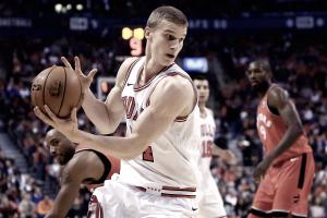 NBA - Polveriera Bulls, Markkanen acqua pura nel deserto della Windy City