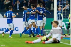 Schalke 04 2-0 1. FSV Mainz 05: Easy win for Königsblauen