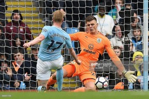 Sean Dyche and Nick Pope nominated for Premier League awards