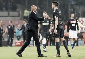 "Luciano Spalletti comemora ponto conquistado em Nápoles: ""Resultado valioso"""