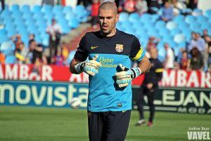Valdés ficha por el Manchester United