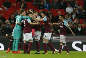 Andre Ayew leads West Ham to an incredible Wembley comeback