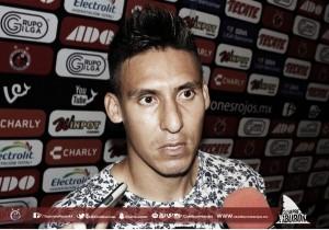 """Oscar Vera: """"Monterrey es complicado"""""""