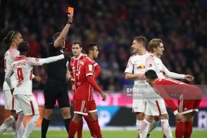 Bayern Munich 2-0 RB Leipzig: Champions return top after breezing past ten men
