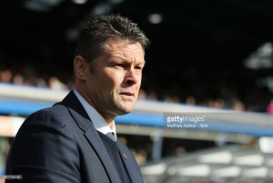 Steve Cotterill: 'It could've been all three points' against Aston Villa