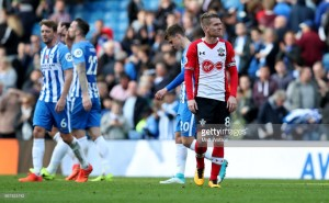 Steven Davis reflects on Southampton's weekend draw to south coast rivals Brighton
