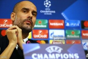 "Pep Guardiola stated that he is ""honoured"" to be Manchester City manager ahead of Napoli clash"