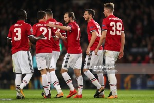 Manchester United 2-0 Benfica: Red Devils recover from penalty miss to put away Benfica