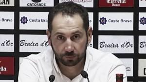 """Pablo Machín: """"El empate tiene sabor a victoria"""""""