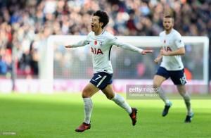 Tottenham Hotspur 1-0 Crystal Palace: Son's fantastic strike punishes wasteful Eagles at Wembley