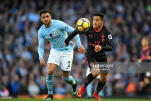 "Kyle Walker hints that it is ""possible"" for Manchester City to have an unbeaten season ahead of Leicester City clash"