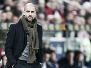 "Guardiola: ""Of course I'll stay here"""