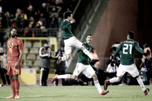 Mexican National Team: New World Cup Draw Format Helps Mexico.