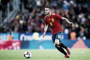 """Saúl fala sobre nova função na Espanha e exalta Busquets: """"É único em sua posição"""""""