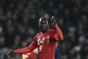Lukaku marca contra Japão e alcança feito histórico pela Bélgica