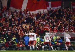 Republic of Ireland 1-5 Denmark: Eriksen hat-trick sends Danes to Russia as Irish are battered