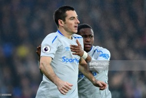 Sam Allardyce reveals that Everton are close to welcoming Leighton Baines back from injury