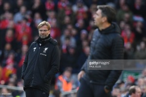 Jürgen Klopp hails Liverpool'sdefending and maturity in comprehensive win over Southampton