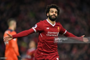 Liverpool 3-0 Southampton: Record-breaking Salah scores a brace as Reds run Saints ragged