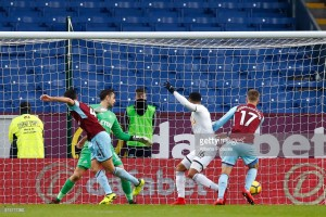 Burnley 2-0 Swansea City: Clarets move within a point of the top four