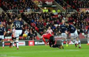Sunderland 2-2 Millwall: Black Cats break unwanted British home record despite plucking point from Millwall