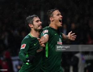 Werder Bremen 4-0 Hannover 96: Max Kruse givesGrün-Weißen lift-off