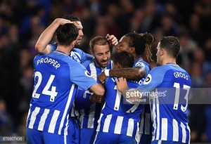 Brighton 2-2 Stoke City: Lessons learned as Seagulls take a point
