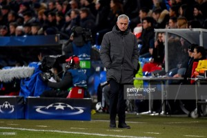 Manchester United had to take their first-half chances as they lost to Basel, admits José Mourinho