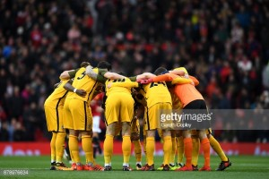 Brighton & Hove Albion vs Manchester United Preview: Seagulls looking to stifle Red Devils at the AMEX