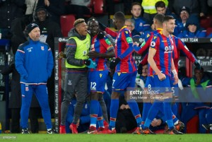Crystal Palace 2-1 Stoke City: Sakho's late strike seals crucial three points against Potters
