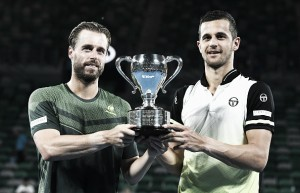 Australian Open: Marach/Pavic continue winning streak to capture first Grand Slam title