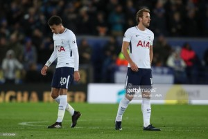Analysis: Pressure on Kane and Alli to inspire Spurs as Burnley receive big test