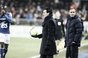"""Unai Emery lamenta primeira derrota do PSG na temporada: """"Não era o nosso dia"""""""