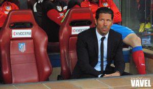 """Simeone: """"Somos un equipo con humildad, orgullo, coraje y que sabe a lo que tiene que jugar"""""""