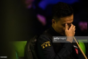 UK Championship: Haotian continues his remarkable form to defeat Fu whilst Trump and Robertson also depart