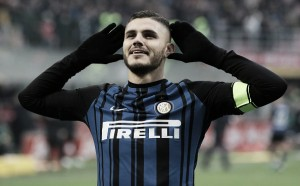 "Icardi alcança marca histórica na Internazionale e valoriza clube: ""Tenho tudo aqui"""