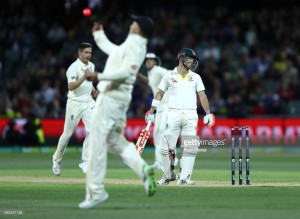 The Ashes - Second Test, Day Three: England struggle with the bat before striking back with the ball