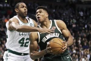Guía Playoffs NBA 2018: Boston Celtics vs Milwaukee Bucks, las lesiones dan un vuelco a la situación