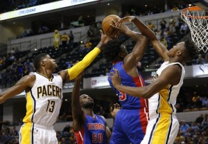 Detroit Pistons Look To Bounce Back In Third Meeting Against Indiana Pacers