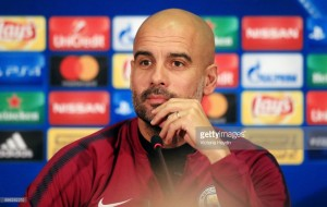 """Pep Guardiola insists City have travelled to the Ukraine to """"win the game"""" ahead of Shakhtar clash"""
