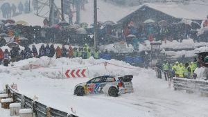 Rally de Montecarlo: contundente victoria de Sebastién Ogier
