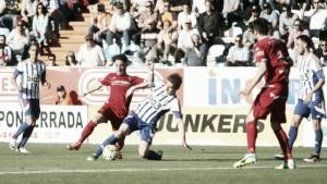 SD Ponferradina - Real Zaragoza: puntuaciones del Real Zaragoza, jornada 36