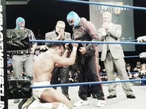 Alberto El Patron suspendido por Global Force Wrestling