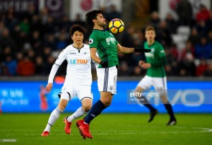 West Bromwich Albion vs Swansea City Preview: Improved Swans looking to heap more pressure on manager-less Baggies