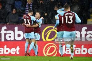 "Burnley match-winner Arfield praises ""strongest set of players"""