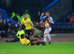 Burnley 1-0 Watford: Hornets frozen out in a game with added bite