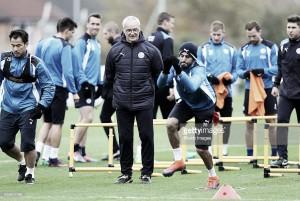 """Ranieri: """"Sigo confiando en mis jugadores"""""""