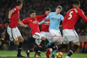 Manchester City vs Manchester United Preview: Red Devils looking to delay title celebrations
